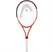 The Head Radical Pro Junior is the 26 inch version of the Radical Series of racquets. With the beam and the balance, the YouTek Radical encourages a versatile game from an early age. Graphite frame and weighing only 240g, this makes a great racquet for a developing junior 9-11 years old.