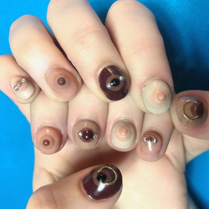 Mei Kawajiri is the nail artist behind Nails by Mei, who's freeing the nipple in the form of nails. Could nipple nail art be the next beauty trend?