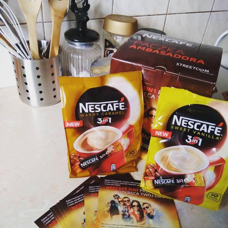 #Nescafe3in1 #noweSmakiNescafe3in1 #vanillanescafe3in1 #caramelnescafe3in1 https://www.instagram.com/p/BDsXou_REO4/