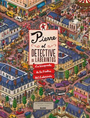 Pierre el detective de laberintos