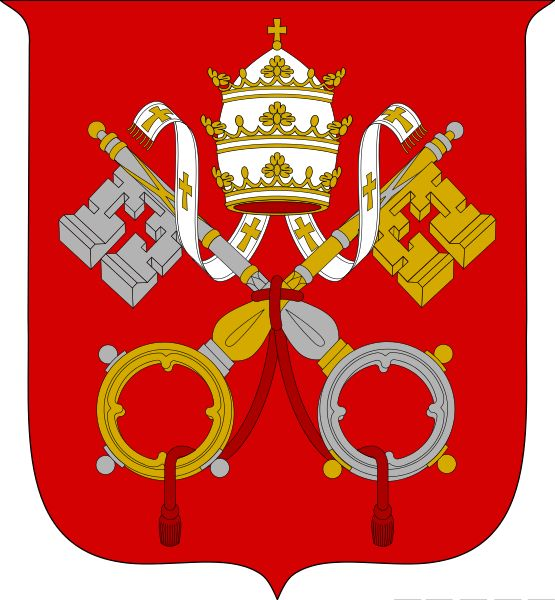 Vatican City - Coat of arms