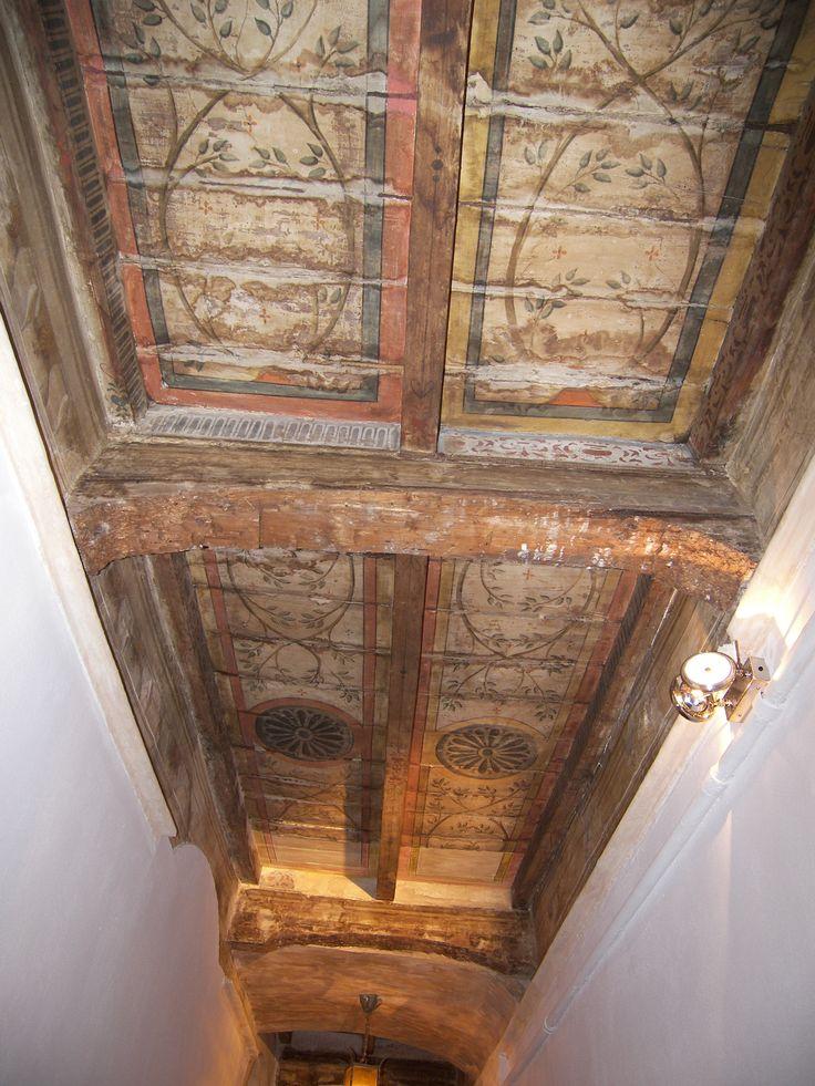 progetto e direzione lavori di restauro e ristrutturazione degli interni