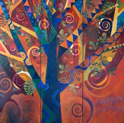 Francois Foucras L'arbre de vie