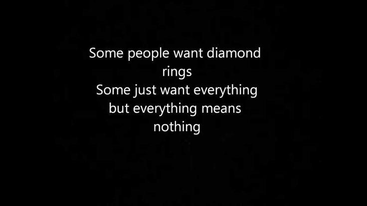 If I Ain't Got You- Alicia Keys Lyrics..