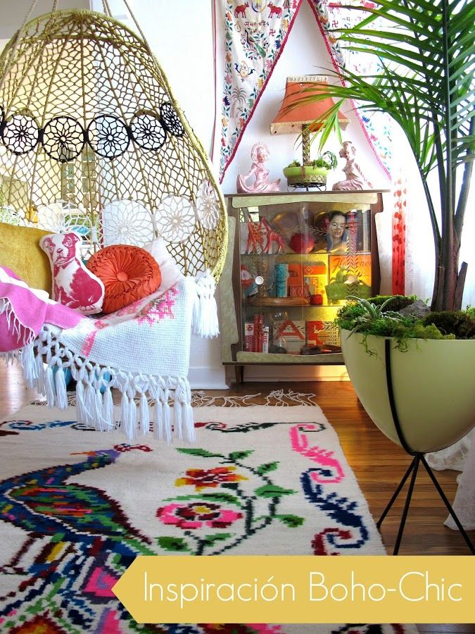 1000 ideas about decoracion boho chic on pinterest for Decoracion casa hippie