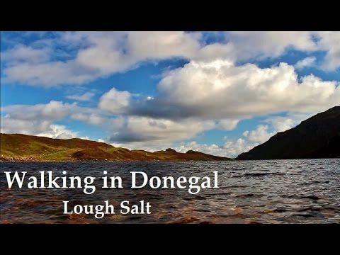 Walking in Donegal - Wild Camp on Fanad Head - YouTube