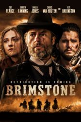 Wrongly accused of a crime she didn't commit, a frontier woman turned fugitive is hunted by a vengeful preacher in the menacing inferno of the old American West.