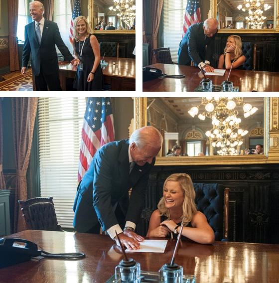 VP Joe Biden / Parks and Recreation / Guest Star / November 15 / NBC / #ParksandRec