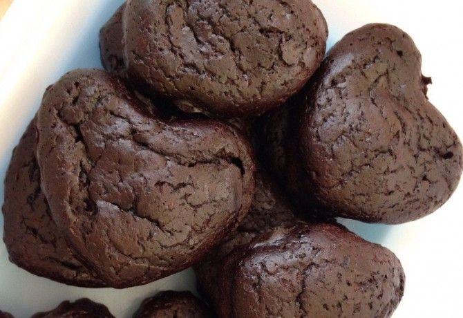 Gluténmentes-cukormentes csokis édesség