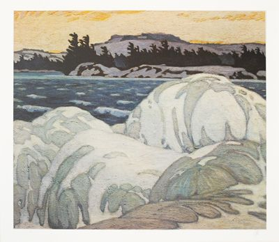 126 Best Art A J Casson Group Of Seven Images On
