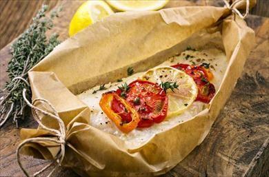 Лучшие диетические рецепты: запеченная рыба