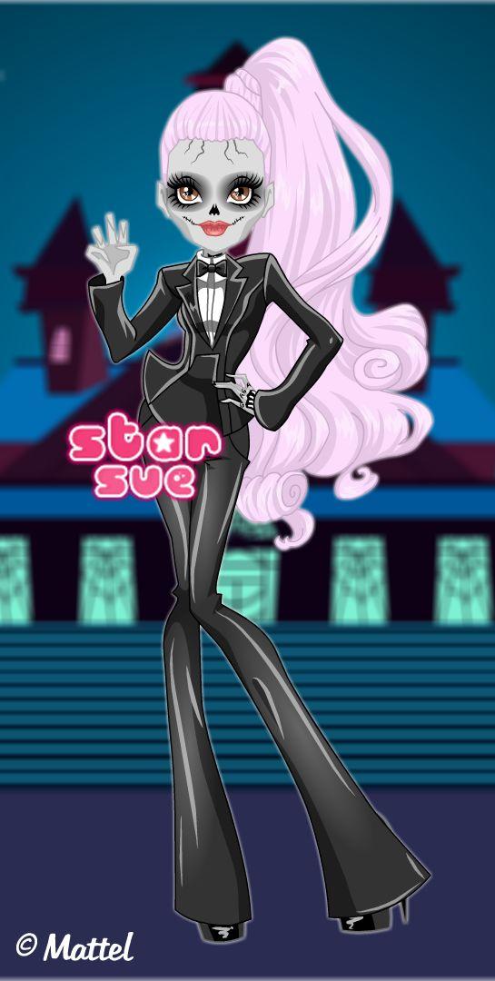 Monster High Games - Girl Games - StarSue.Net
