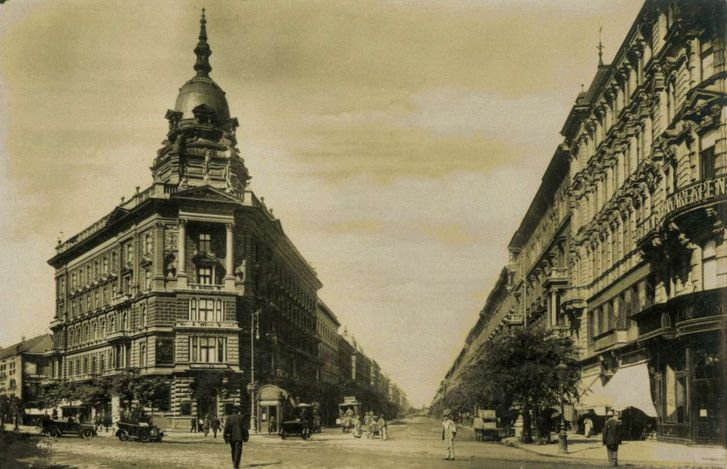 1915k Fonciere FSZEK kepeslap