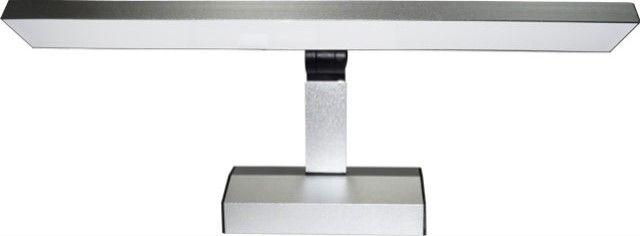CORP LED BAIE 7W 7749 este proiectat asiguran lumina alba, similara unui neon fluorescent, la costuri mai mici si fiind mai ecologic. Design deosebit cu sticla mata si elemente cromate.