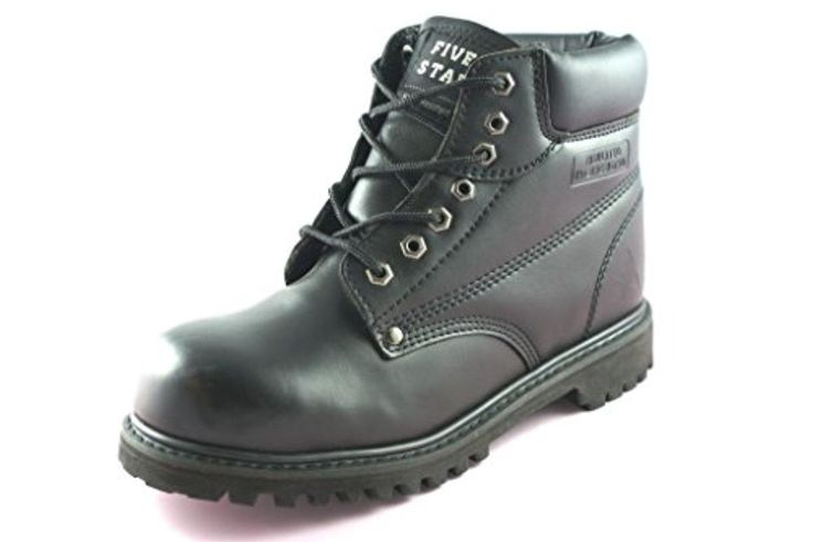 Townforst? Men's Slip and Oil Resistant Shoes W622B Non Slip Work Safety Composite Toe Boot Size 12 - Brought to you by Avarsha.com