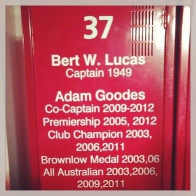 Adam Goodes. Legend.
