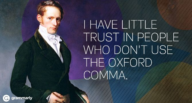 The Oxford (or serial) comma is the final comma in a list of things. For example: Please bring me a pencil, eraser, and …