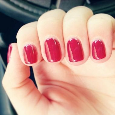 How to Do a Gel Manicure at Home | You