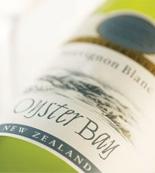 Oyster Bay , New Zealand NZ makes the best sauvignon blanc in the world!