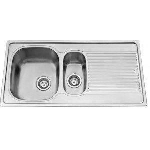Carysil Double Bowl Sinks Vogue-40* 20* 8