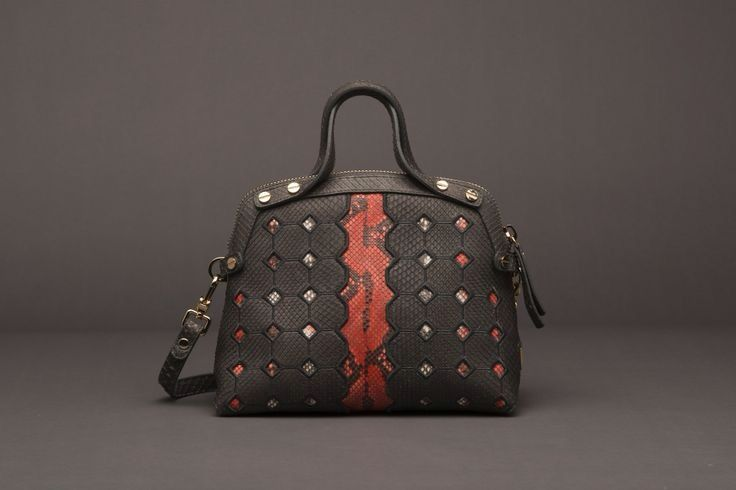 BORBONESE bags luxury Made in Italy