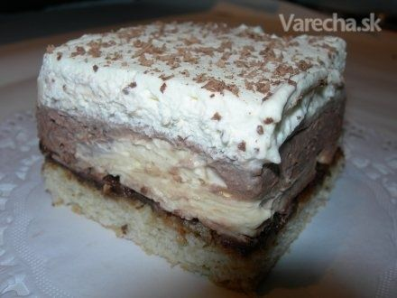 Kinder koláč - Recept