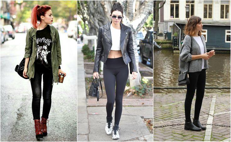 outfits diarios moda