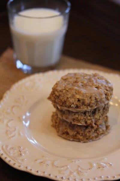 Cinnamon Roll Oatmeal Breakfast Cookies (scheduled via http://www.tailwindapp.com?utm_source=pinterest&utm_medium=twpin&utm_content=post302285&utm_campaign=scheduler_attribution)