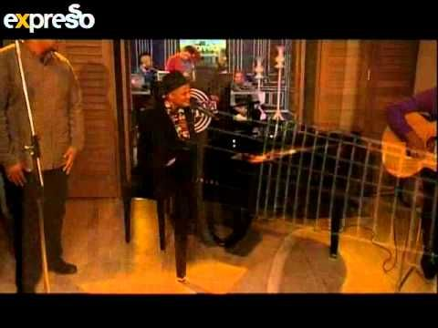 """Jimmy Nevis performs """"Balloon"""" live on Expresso (30.5.2013)"""