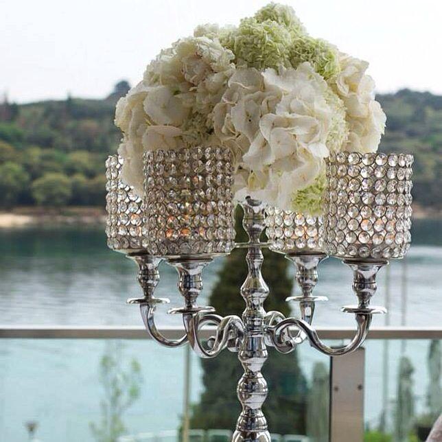 Wedding decor, hotel Monte Mulini