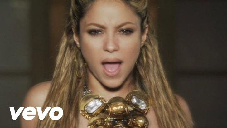 "Pin for Later: 15 Shakira Music Videos That Are Too Hot to Handle ""Lo Hecho Está Hecho"""