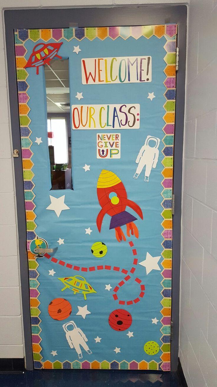 3rd grade door