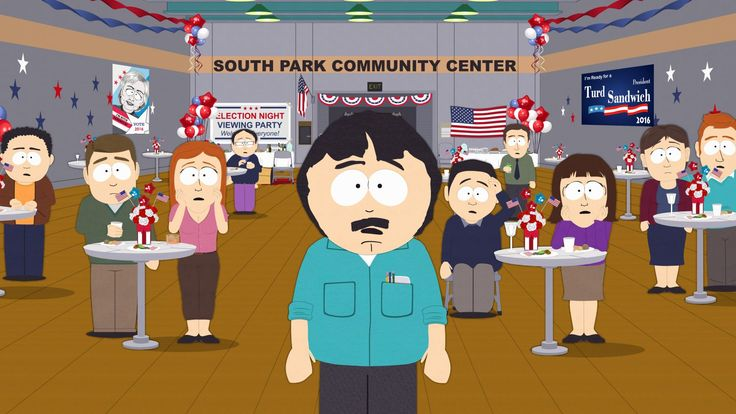 """""""South Park"""" is known for its timely, parodied coverage of hot topics and pop culture, but this may win the race — the presidential race, that is. Tonight's episode of """"South Park"""" has been quickly re-written to reflect the shocking outcome of last night's presidential election, which saw Donald Trump"""