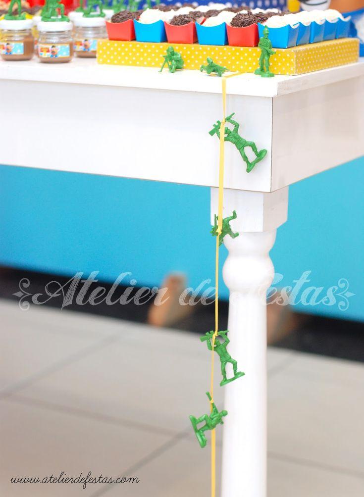 Atelier de Festas: Festa Toy Story
