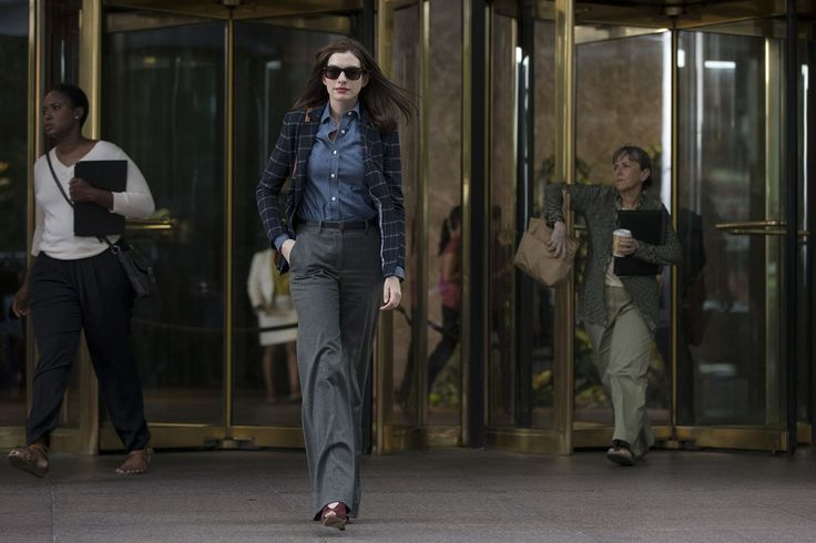 Get The Look: Anne Hathaway's Style in The Intern