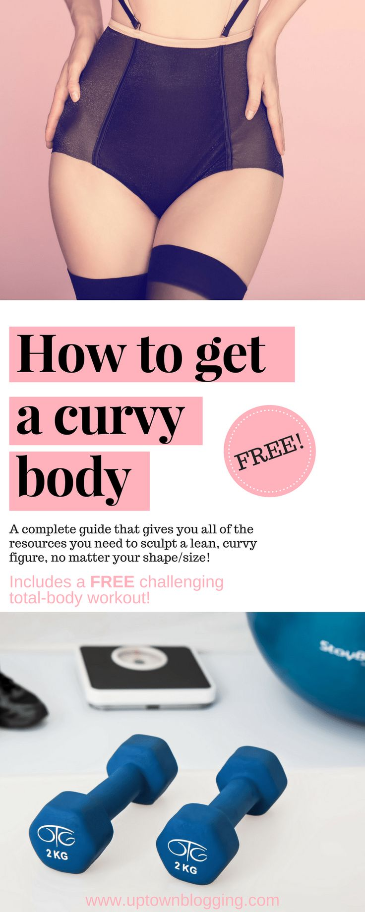 There's so many magic pills and BS guides out there trying to teach you How to get a curvy body. But the majority of them are click-bait. I finally decided enough was enough and created a jam packed guide on how you can achieve a fit, curvy figure. No magic here, just hard work and consistency. My guide will give you all of the resources you need to start sculpting your new fit figure, today!