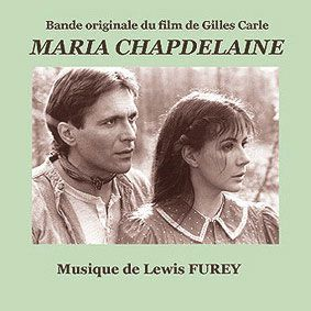 """HAVE -- (CD) score by Lewis Furey """"Maria Chapdelaine"""" (soundtrack)"""