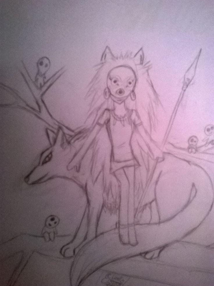San ~ Mononoke Hime *o*