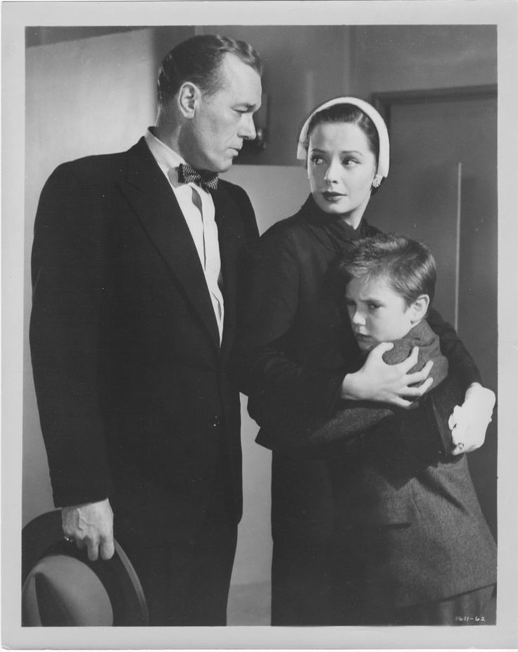 THE CLOWN original 1953 lobby publicity still photo JANE GREER/TIM CONSIDINE