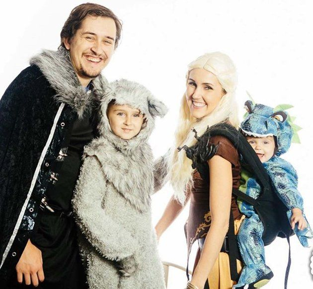 53 Family Halloween Costumes That Are Pure Coordinated Joy | Huffington Post