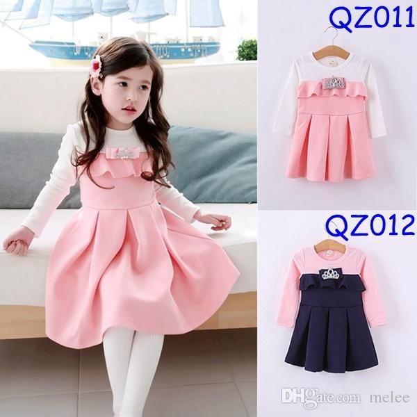 Check out the site: www.nadmart.com   http://www.nadmart.com/products/baby-girl-tutu-clothes-dress-for-girls-pink-princess-kids-spring-wedding-kid-longsleeve-evening-dresses-school-dress-for-party/   Price: $US $7.73 & FREE Shipping Worldwide!   #onlineshopping #nadmartonline #shopnow #shoponline #buynow
