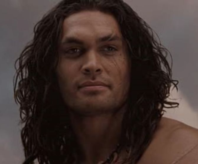 Jason Momoa Attacked To complete the set i watched