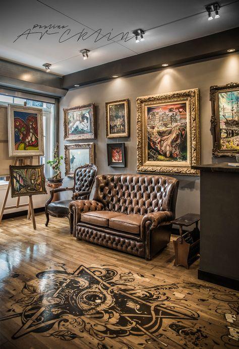71 best tattoo shop decoration images on pinterest shop interiors studio ideas and tattoo. Black Bedroom Furniture Sets. Home Design Ideas