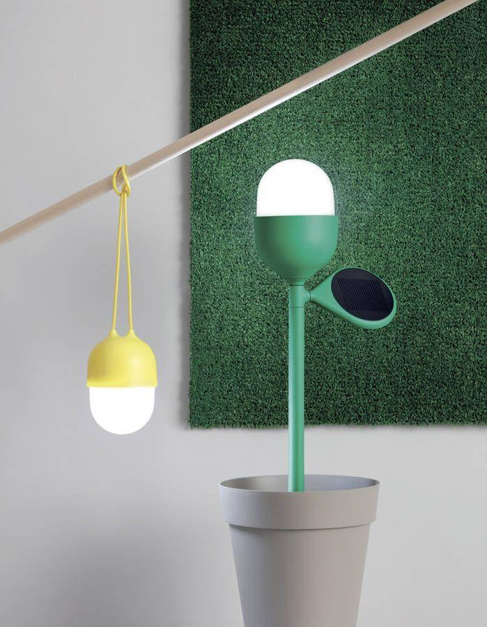 Lampe Led Solaire Contemporaine Avec Images Maison Et Objet Lampe Led Luminaire