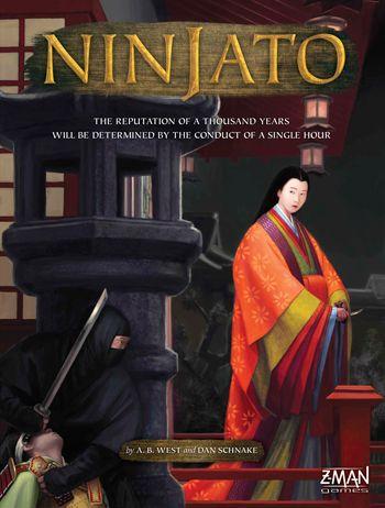 Ninjato, Planszówka