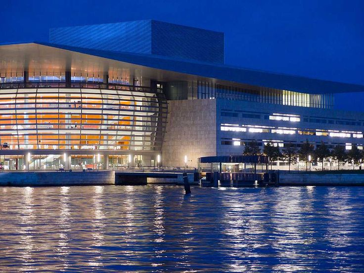 The Opera Pavilion C.F. Møller