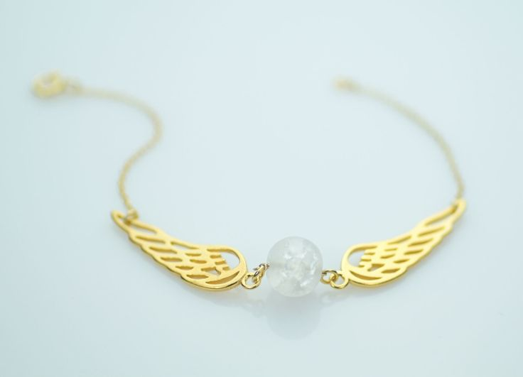 The Angel, Sterling Silver bracelet from Filigree.pl. Click on the photo to go to our store! :)