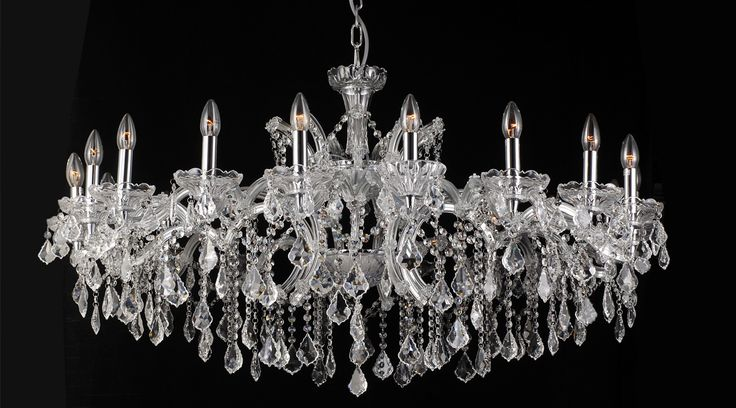 17 meilleures id es propos de lustre cristal sur pinterest lustres de cristaux lustres en. Black Bedroom Furniture Sets. Home Design Ideas