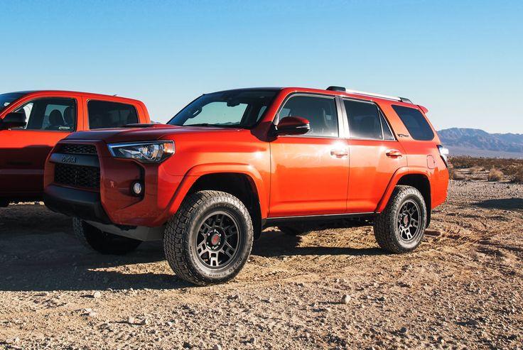 Review: Toyota TRD Pro - Gear Patrol