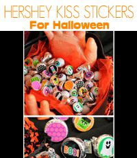 ***Free Printables*** for a variety of Holidays & Occasions - Isn't this a cute Idea for Hallowen...